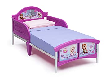 1dfd53547 Delta Children Frozen Toddler Bed: Amazon.ae