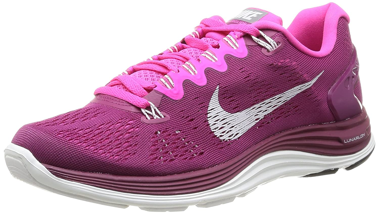 size 40 a3acc 5c152 NIKE Lunarglide+ 5 Ladies Running Shoes