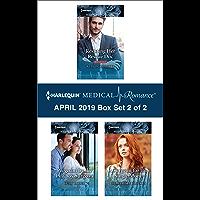 Harlequin Medical Romance April 2019 - Box Set 2 of 2