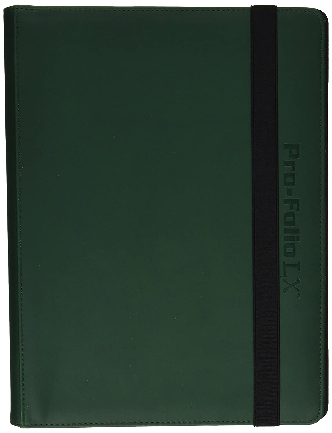 Pro-Folio 9-Pocket LX Album, Green Flat River Group 1-PF9LX-GRN