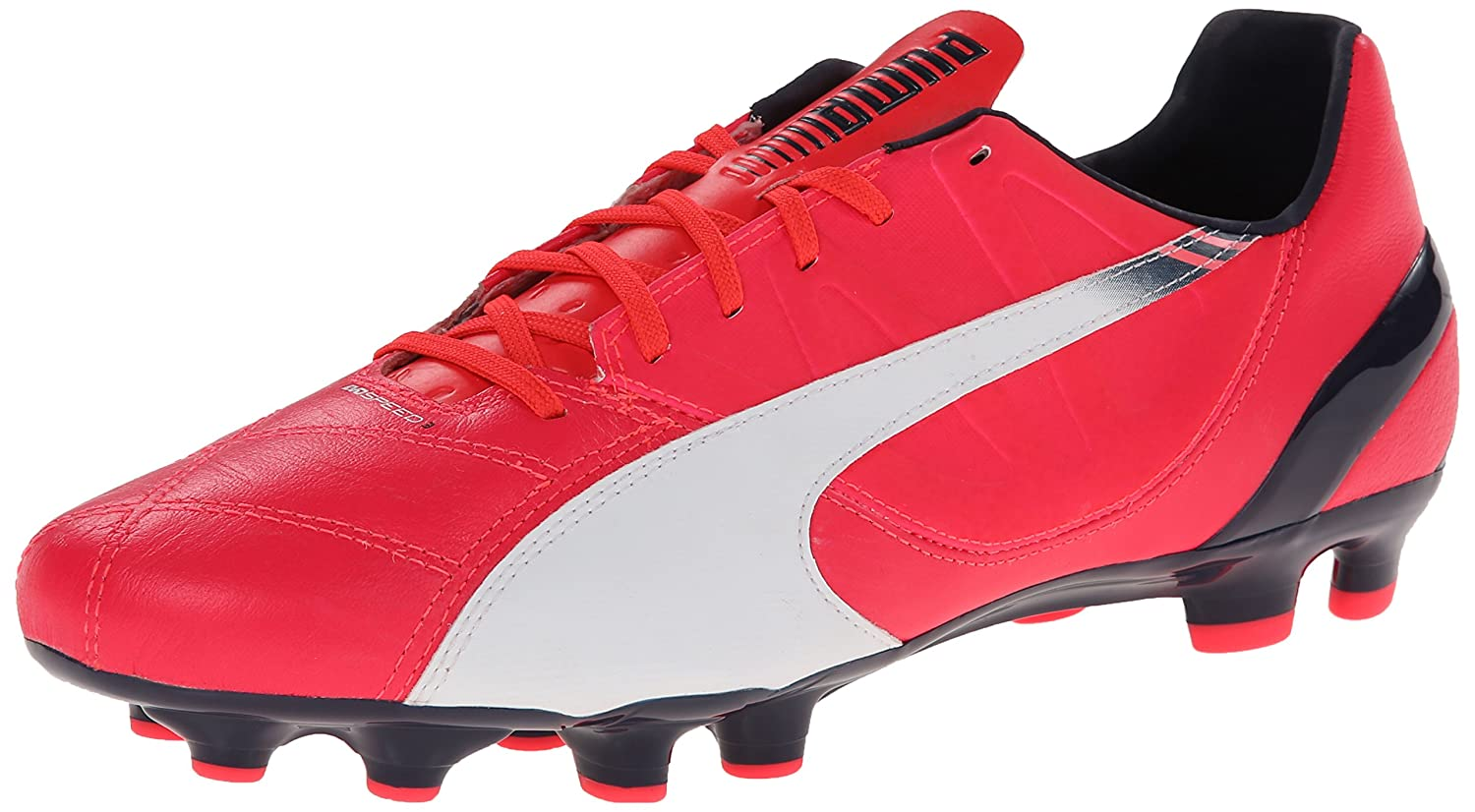 Amazon.com  PUMA Mens evoSPEED 3.3 Firm-Ground Soccer Cleat