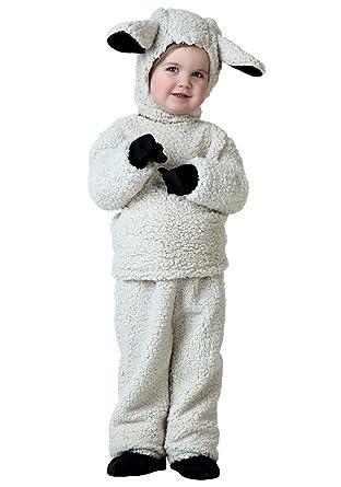 Little Boysu0027 Toddler Sheep Costume 18 Months  sc 1 st  Amazon.com & Amazon.com: FunCostumes Little Boysu0027 Toddler Sheep Costume: Clothing