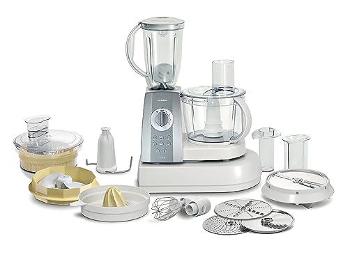 Amazon.de: Siemens MK55400 Kompakt-Küchenmaschine /1100 Watt / 3.9 ...