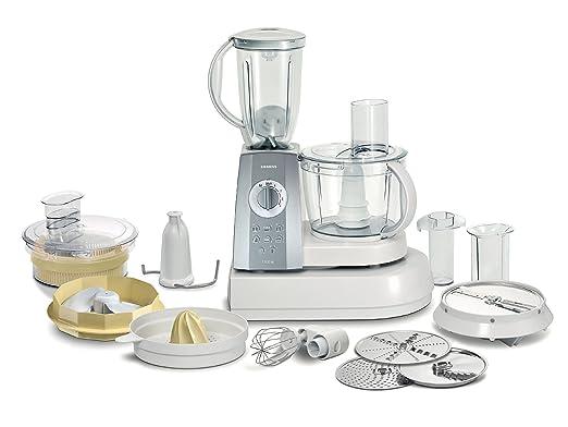 Amazon.de: Siemens MK55400 Kompakt-Küchenmaschine /1100 Watt / 3.9 L ...