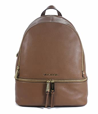 339b32bb6118 Women's Bag Backpack MICHAEL KORS 30S5GEZB3L Large Luggage Rhea Zip Brown  New
