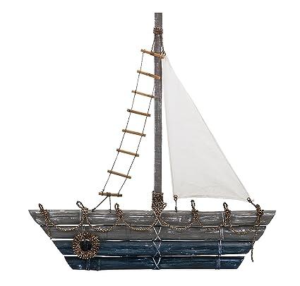 Amazon.com: Imax 11614 Marlin Bamboo Ship Wall Decor: Home & Kitchen