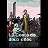 Le Conte de deux cités: Paris et Londres en 1793