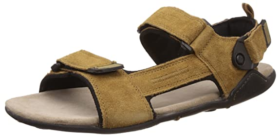 Woodland Men's Sandals Men's Fashion Sandals at amazon