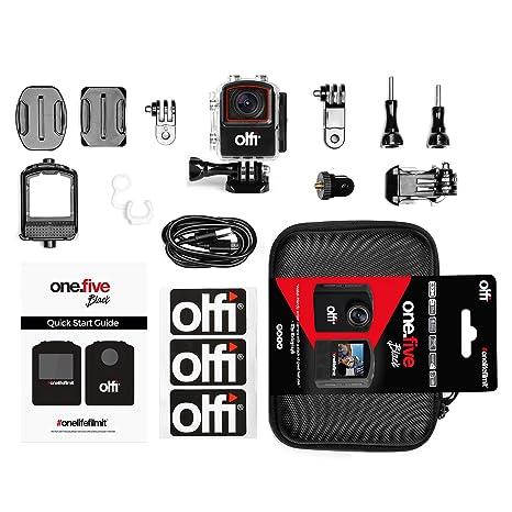 Olfi One.Five - Cámara de acción 4K (Incluye Tarjeta SD de ...