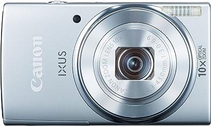 Canon Ixus 155 Digitalkamera 2 6 Zoll Silber Kamera