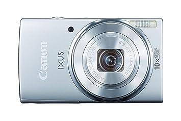 """Canon IXUS 155 - Cámara compacta de 20 Mp (pantalla de 2.7"""", zoom"""