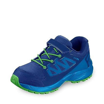 Salomon XA Elevate CSWP K Zapatillas de senderismo niños blue