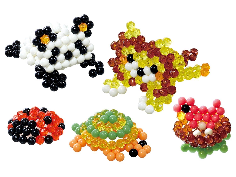 Aquabeads – 3D Animal – Bastelperlen Spielzeug mit 500 Perlen und 4 ...