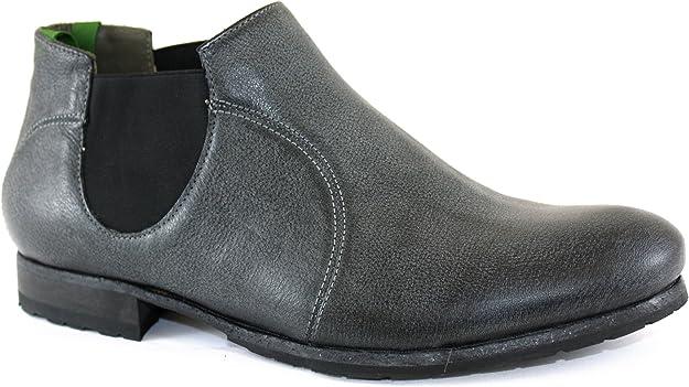 Think! STO - Mocasines de Cuero para Hombre: Amazon.es: Zapatos y ...