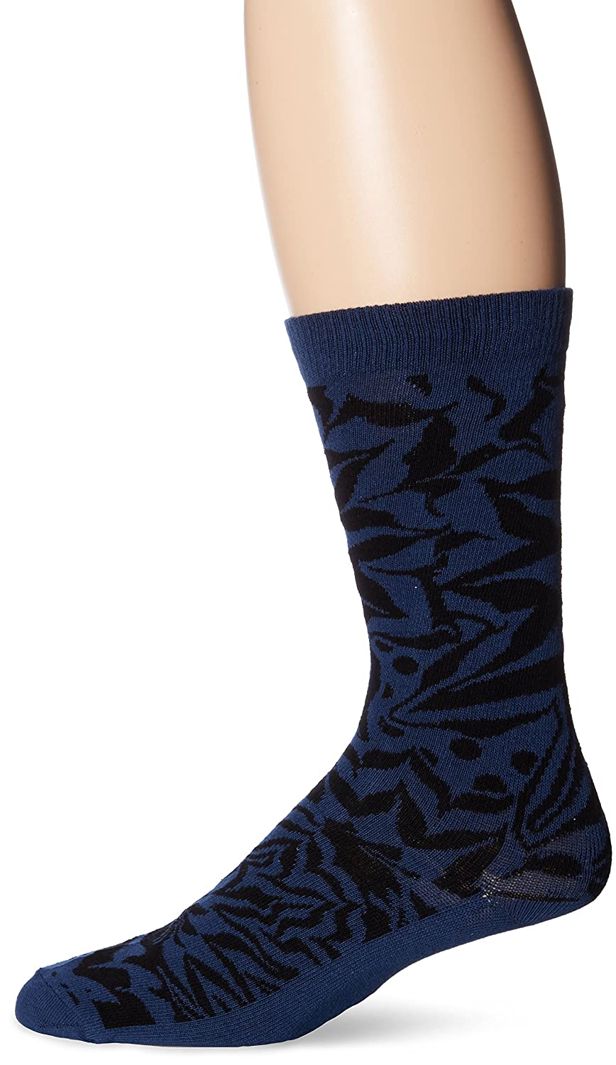 RVCA Men's Psych Sock RVCA Men's Psych Sock Aruba Blue One Size RVCA Young Men's