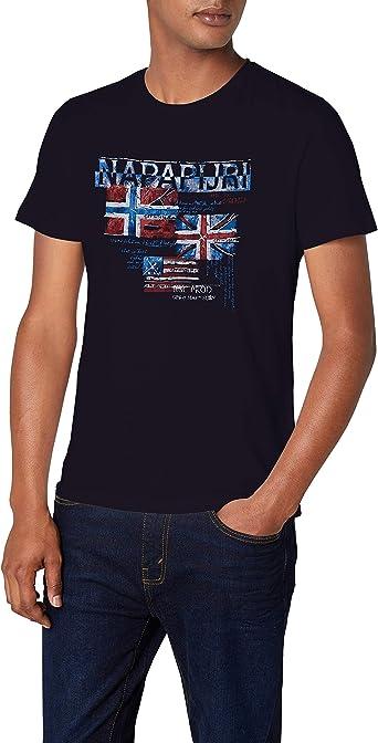 Napapijri Syros Camiseta para Hombre