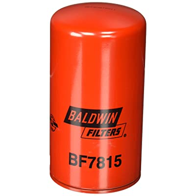 Baldwin BF7815 Heavy Duty Diesel Fuel Spin-On Filter: Automotive