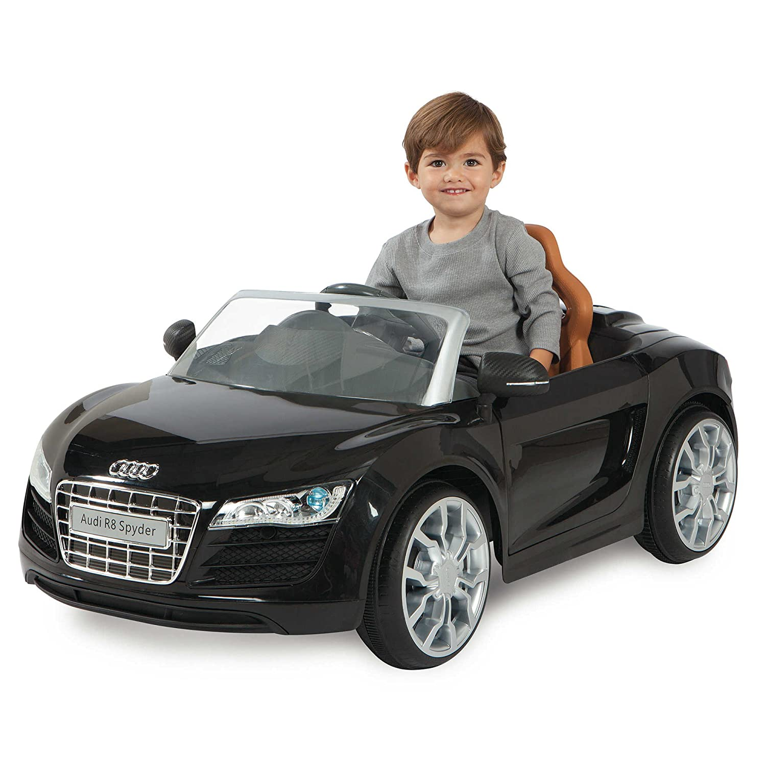 Amazon.com: Avigo Audi R8 Spyder 6 Volt Ride On: Toys & Games