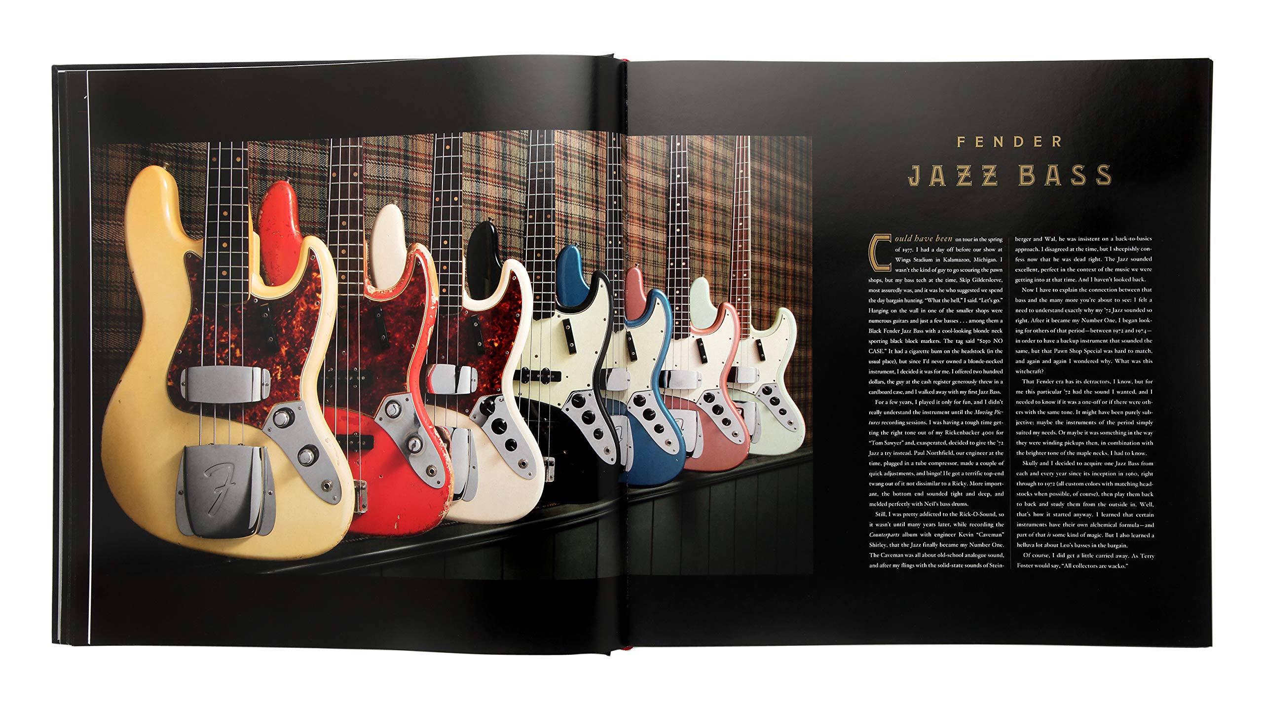 Geddy Lees Big Beautiful Book Of Bass Amazonde Geddy Lee