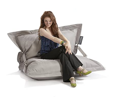 Astounding Big Hug Strapping Stone Bean Bag Amazon Co Uk Kitchen Home Ocoug Best Dining Table And Chair Ideas Images Ocougorg
