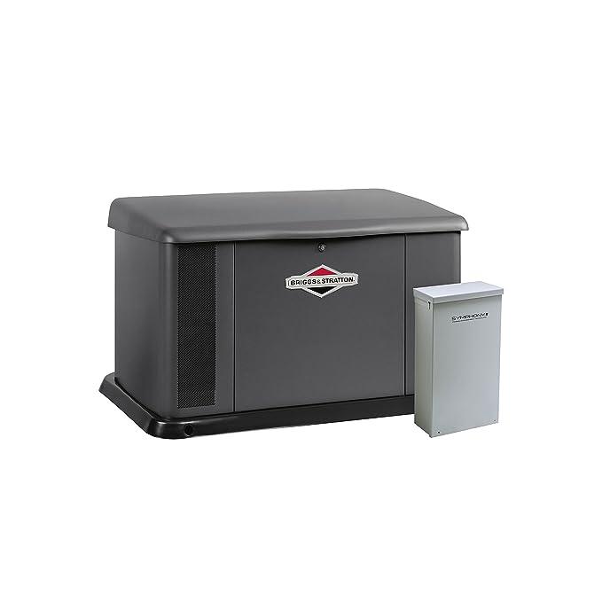Best Whole House Generator : Briggs & Stratton 40555 Standby Generator