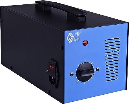 Generador de ozono profesional, purificador de aire de ozono ...