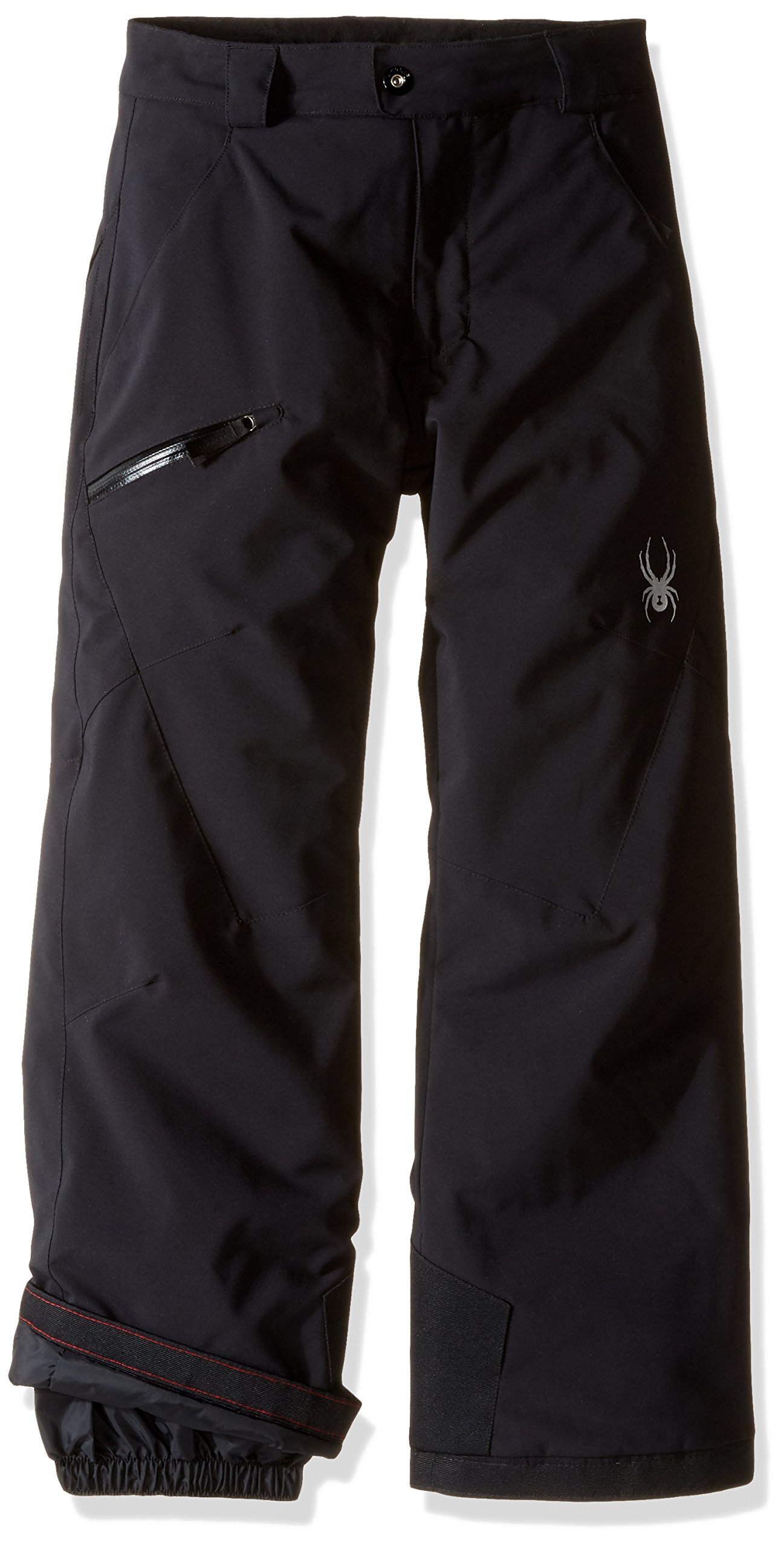 Spyder Boys Propulsion Pants, Size 8, Black by Spyder (Image #3)