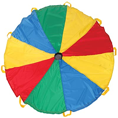 Funchute 6\' Parachute: Toys & Games [5Bkhe0502842]