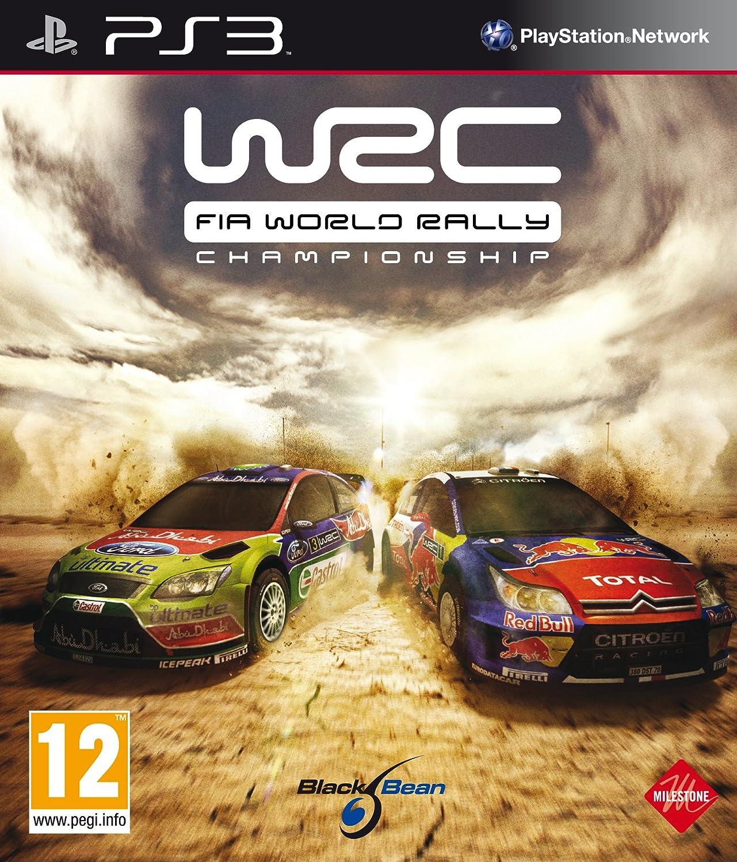 WRC - FIA World Rally Championship (PS3) [Importación inglesa]: Amazon.es: Videojuegos