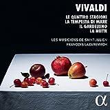 Vivaldi: Le quattro stagioni, La tempesta di mare, Il gardellino & La notte