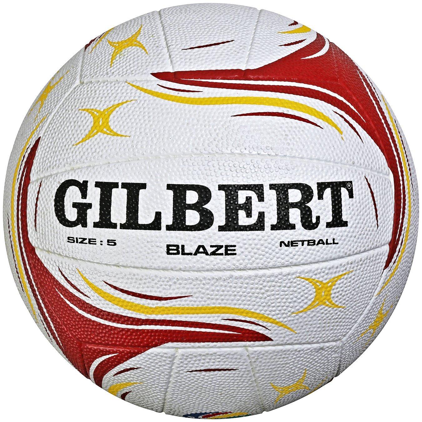 Gilbert Blaze Match Netball Size 4 or Size 5