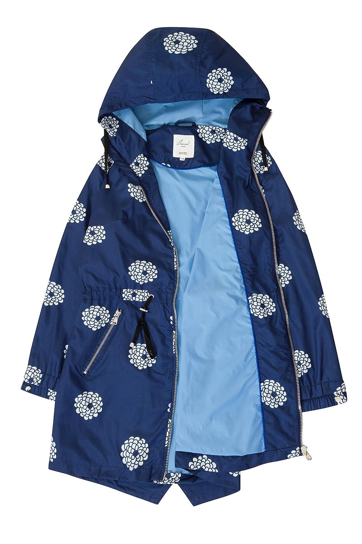 Charcoal Fashion - Abrigo Impermeable - Parka - para Mujer: Amazon.es: Ropa y accesorios