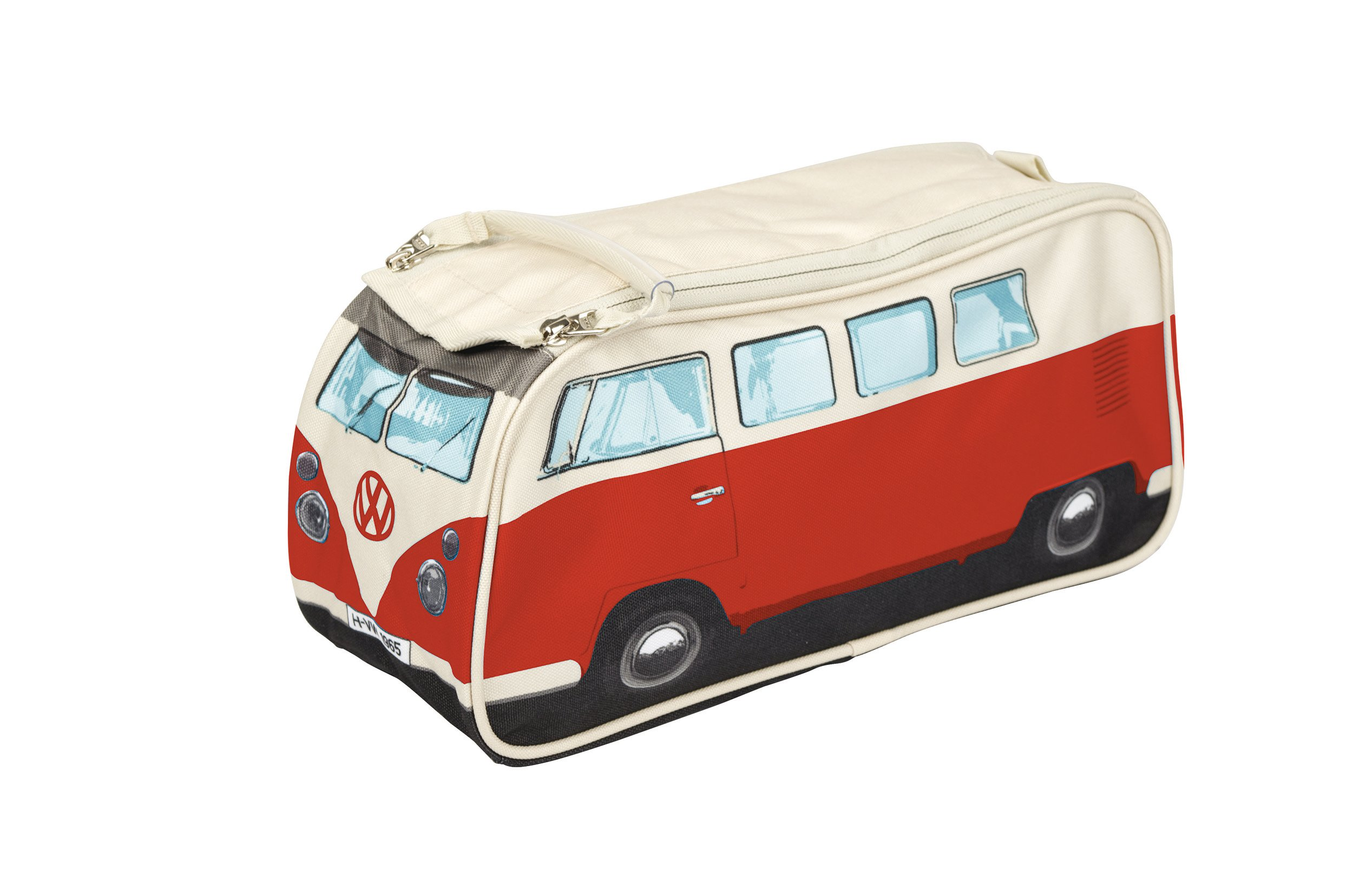 9cdc26b7d6 VW Volkswagen T1 Camper Van Toiletry Wash Bag - Red - Multiple Color  Options Available