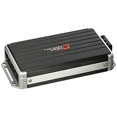 Cerwin-Vega B52 Stealth Bomber Class D Amp (b52, 2 Channels, 1,000W): Car Electronics