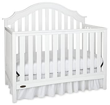 Amazing Graco Addison Convertible Crib, White