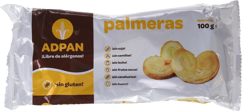 Palmeras sin gluten ADPAN (4 paquetes)