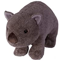 "Wild Republic Cuddlekins Plush Wombat 12"""