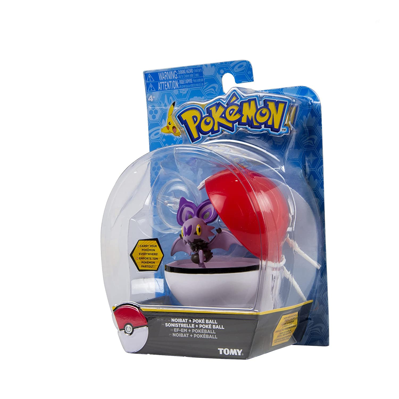 Pokémon T18532 - Poké Ball e figurina, Modelli Assortiti T18532D8