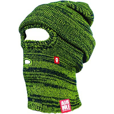 Airhole Youth Beanieclava Knit Balaclava Face Mask