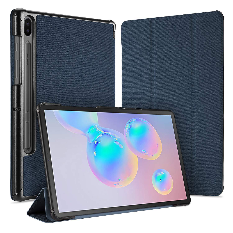 Funda Para Samsung Tab S6 10.5 Pulgadas, Neepanda azul