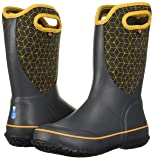 Bogs Baby Slushie Snow Boot, Web geo Dark Gray