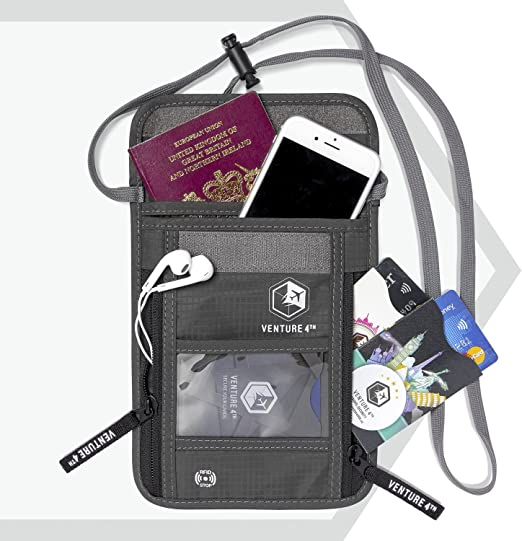 Passport holder for protection