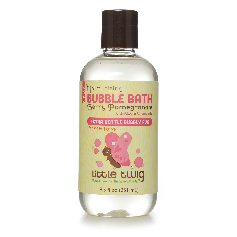 Little Twig Bubble Bath, Berry Pomegranate, 8.5 Oz Kittrich Corporation 087508142609