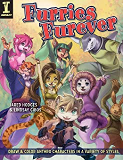 Draw Furries How To Create Anthropomorphic And Fantasy Animals