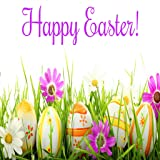Easter Bunny Eggs Live Wallpaper