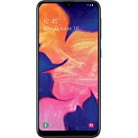 Tracfone Samsung Galaxy A10e 4G LTE Prepaid Smartphone (Locked) - Black - 32GB - SIM Card Included - CDMA (Free $20…
