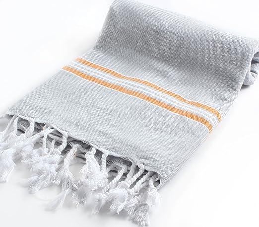 Beach Yoga Luxury Peshtemal Towel Cotton Bath Towels  Large Turkish Hammam UK