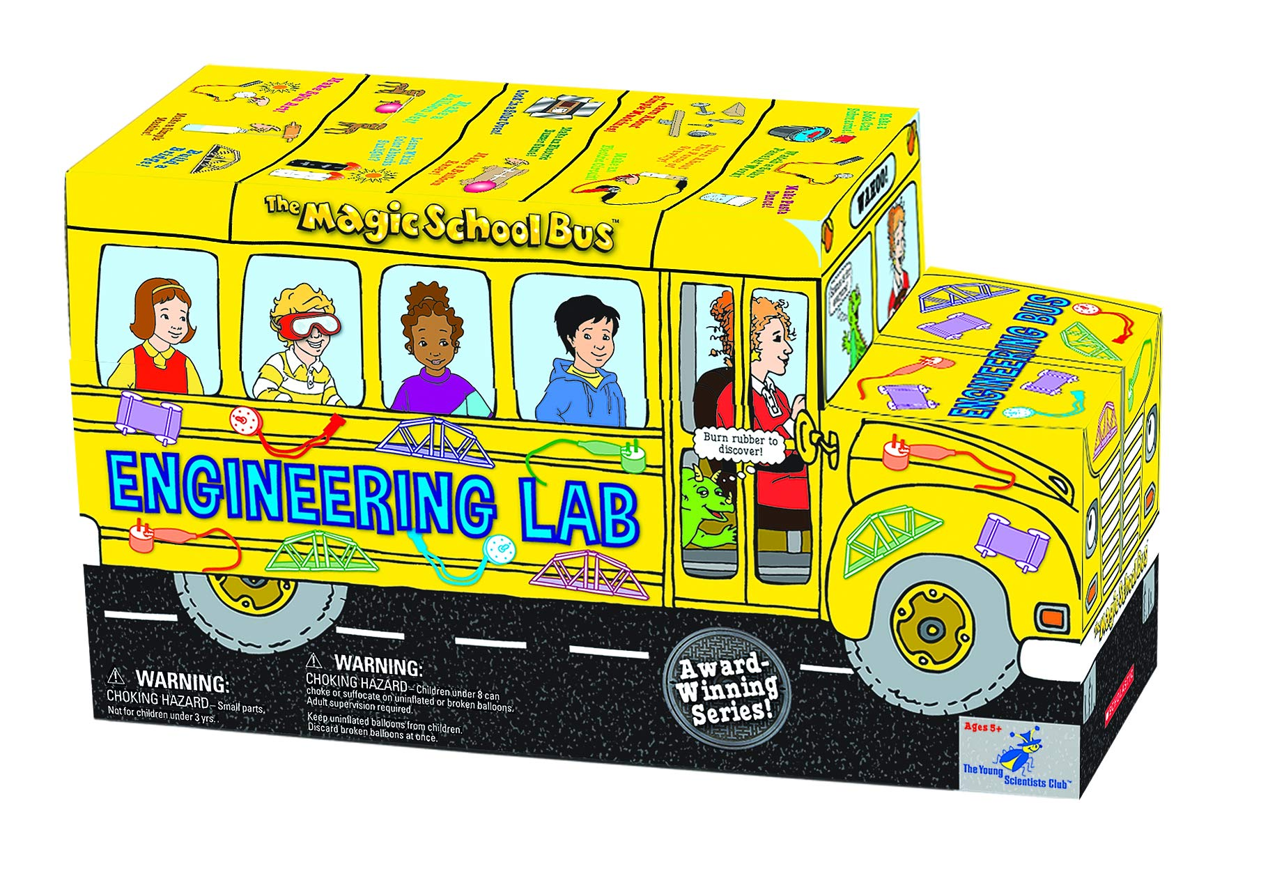 The Magic School Bus: Engineering Lab