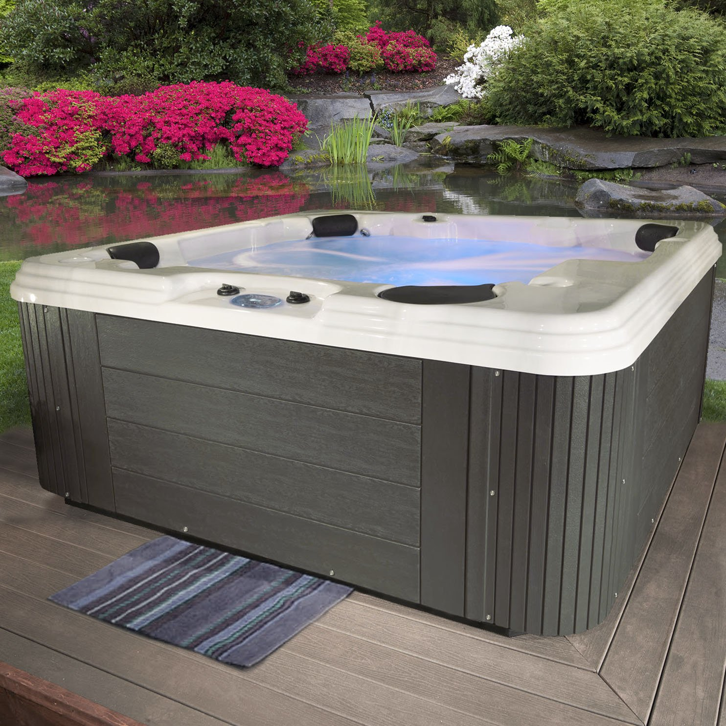 Essential Hot Tubs 50 Jets