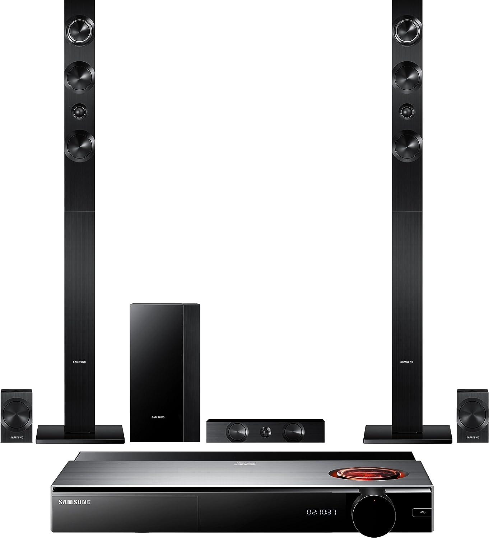 Samsung HT-F9730W 7.1-Channel 1330Watt 3D Blu-Ray Home Theater System